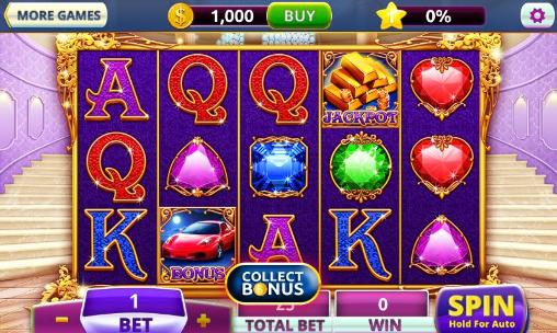 Kostenloses Android-Game Slots: Diamanten Casino. Vollversion der Android-apk-App Hirschjäger: Die Slots: Diamonds casino für Tablets und Telefone.