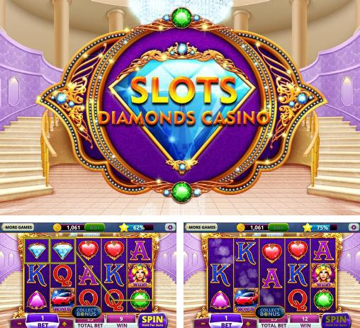 Slots: Diamonds casino