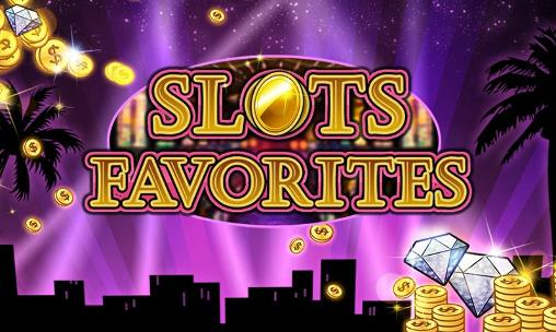 Slots favorites: Vegas slots poster