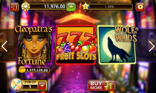 Slots favorites: Vegas slots screenshot 1