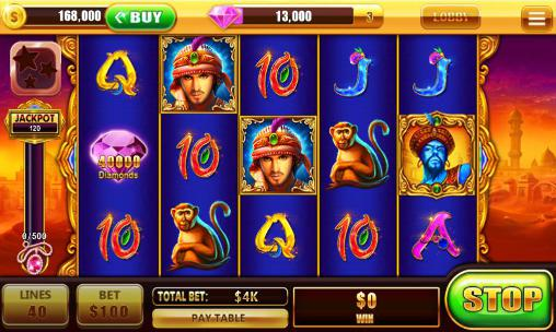 Screenshots von Slots free: Wild win casino für Android-Tablet, Smartphone.