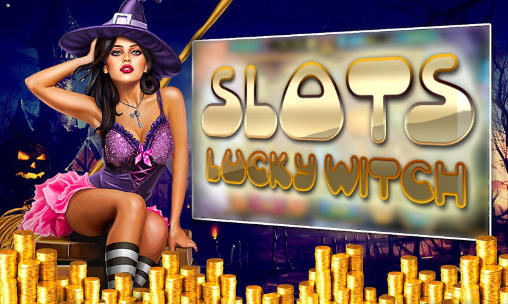 Slots: Lucky witch poster