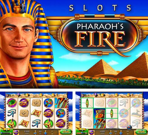 Slots: Pharaoh's fire