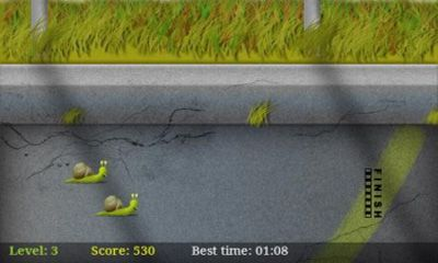 Slow Racer screenshot 1