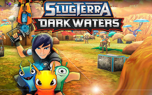 Slugterra: Dark waters poster