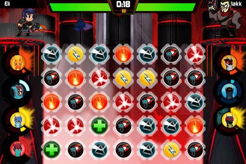 Kostenloses Android-Game Slugterra: Slug it Out!. Vollversion der Android-apk-App Hirschjäger: Die Slugterra: Slug it out! für Tablets und Telefone.