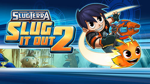 Slugterra: Slug it out 2 poster