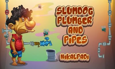 Slumdog Plumber & Pipes Puzzle poster