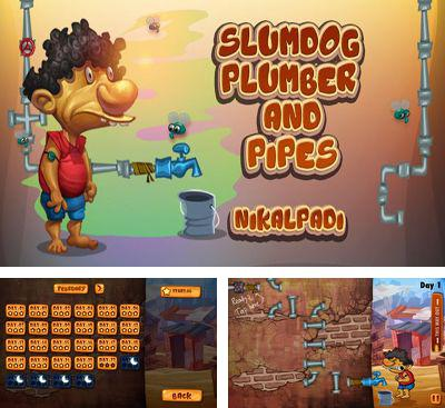 Кроме игры Spider Secret of Bryce Manor скачайте бесплатно Slumdog Plumber & Pipes Puzzle для Android телефона или планшета.