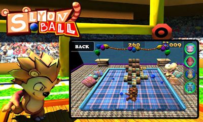 Get full version of Android apk app Slyon Ball for tablet and phone.