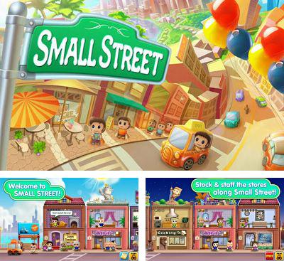In addition to the game Nightclub Story for Android phones and tablets, you can also download Small Street for free.
