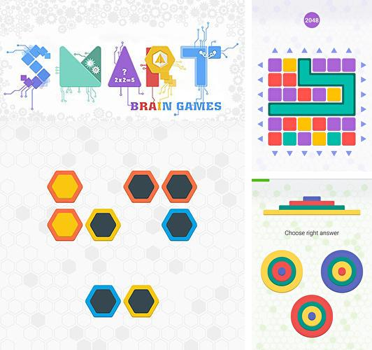 In addition to the game Omino! for Android phones and tablets, you can also download Smart: Brain games for free.
