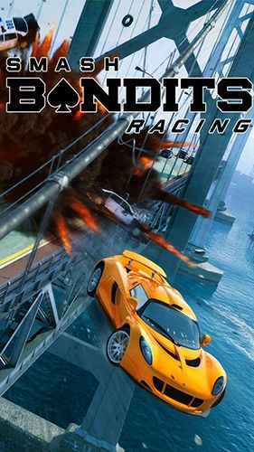 Smash bandits racing poster