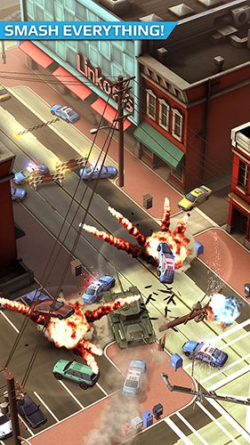 3D battle truck screenshot 1