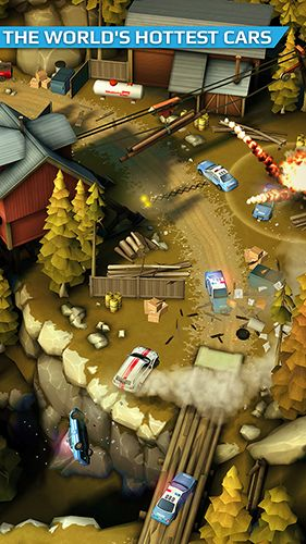 3D battle truck screenshot 3