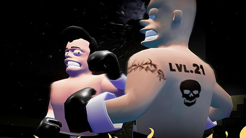 Screenshots von Smash boxing für Android-Tablet, Smartphone.
