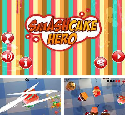 In addition to the game B.A.S.A for Android phones and tablets, you can also download Smash Cake Hero for free.