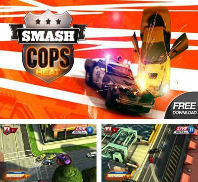 In addition to the game Reckless Racing for Android phones and tablets, you can also download Smash Cops Heat for free.