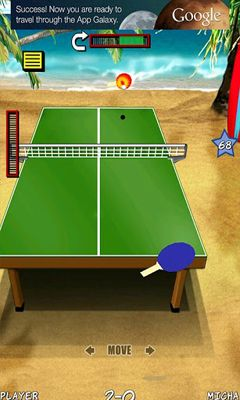 Smash Ping Pong screenshot 3