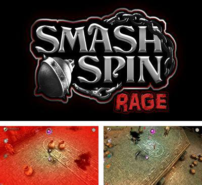 In addition to the game Cosmo Combat 3D for Android phones and tablets, you can also download Smash Spin Rage for free.