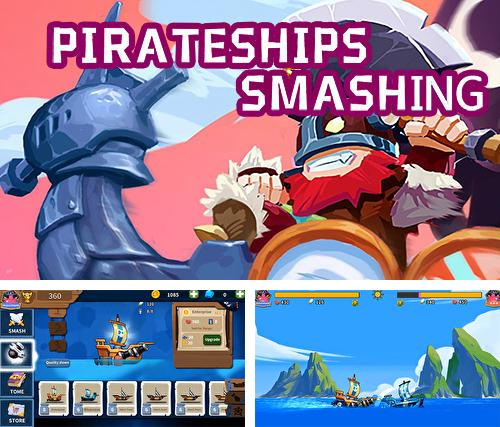Smashing pirateships