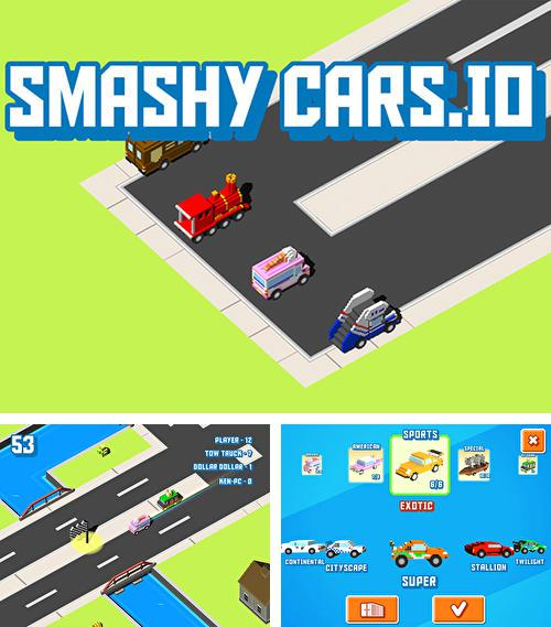 Smashy cars.io