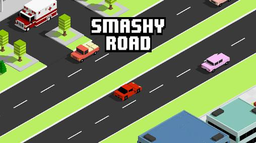 Smashy road: Wanted poster