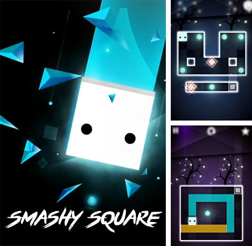 Smashy the square: A world of dark and light