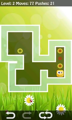 Download Smile Sokoban Android free game.