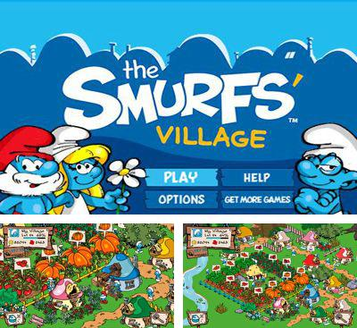 In addition to the game Bug Village for Android phones and tablets, you can also download Smurfs' Village for free.
