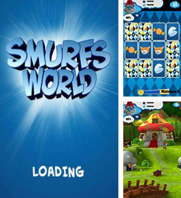 In addition to the game Bug Village for Android phones and tablets, you can also download Smurfs World for free.
