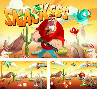In addition to the game Racing Legends for Android phones and tablets, you can also download Snacksss for free.