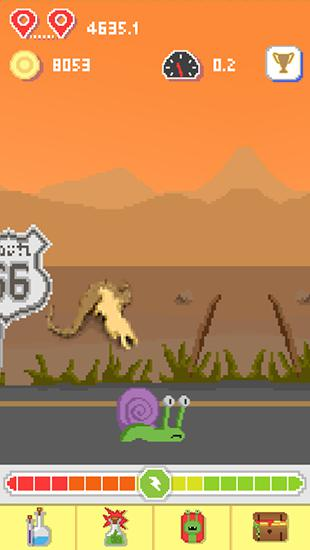 Snail clickers screenshot 1