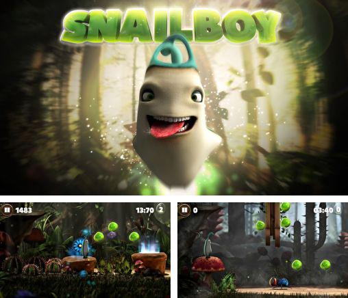 Snailboy: An epic adventure