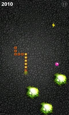 Screenshots do Snake - Perigoso para tablet e celular Android.