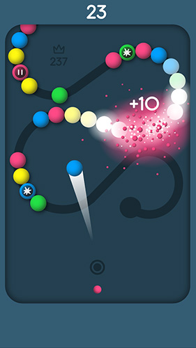 Snake balls screenshot 3