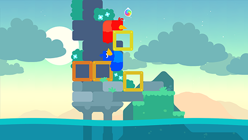 Screenshots von Snakebird für Android-Tablet, Smartphone.