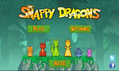 Download Snappy Dragons Android free game.