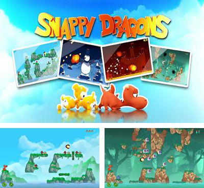 In addition to the game Tap Tap Glider for Android phones and tablets, you can also download Snappy Dragons for free.