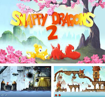In addition to the game To-Fu: The Trials of Chi for Android phones and tablets, you can also download Snappy Dragons 2 for free.