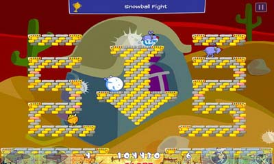Snowball. The adventures of Teddy bear картинка из игры 3