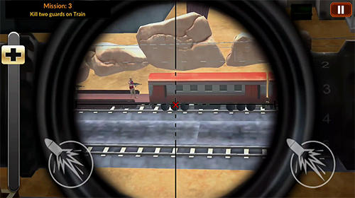Screenshots do Sniper 3D: 2019 - Perigoso para tablet e celular Android.