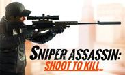 Sniper assassin 3D: Shoot to kill APK