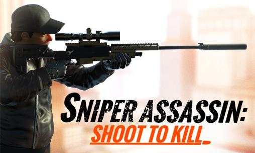 Sniper assassin 3D: Shoot to kill poster