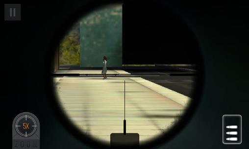 Гра Sniper assassin 3D: Shoot to kill на Android - повна версія.