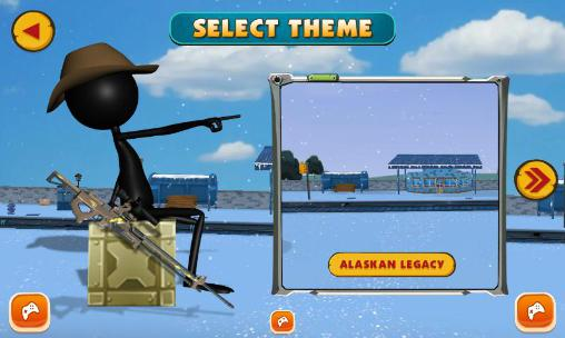 Sniper: Assassin 3D Stickman screenshot 1