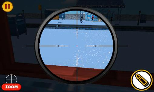 Sniper: Assassin 3D Stickman screenshot 4