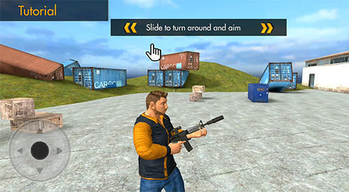 Screenshots von Sniper battle royale für Android-Tablet, Smartphone.
