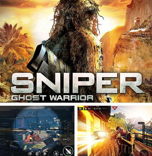 In addition to the game Sniper: Ghost warrior for Android, you can download other free Android games for Jinga Trezor S1.