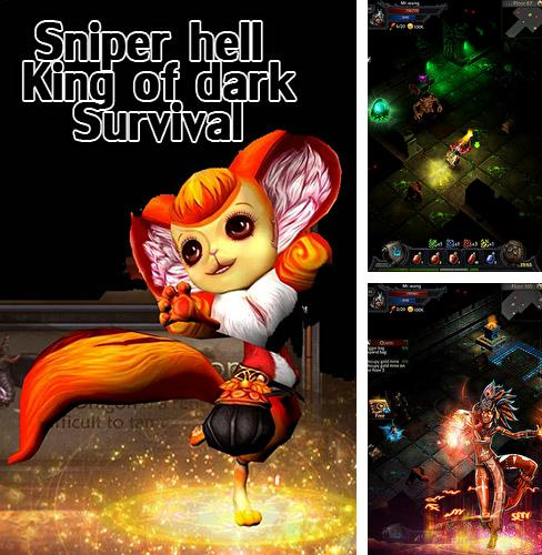 Sniper hell: King of dark. Survival